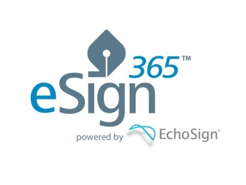 Logo and website design for eSign365