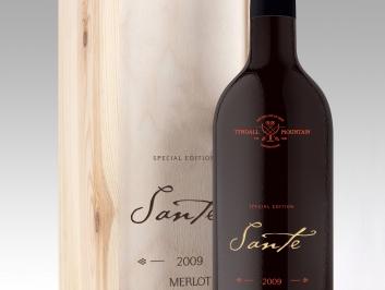 Winery Visual Identity Design